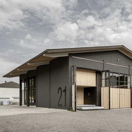 Anerkennung – Öffentlicher Bau/Gewerbe: PCT Loftbüro Thalgau