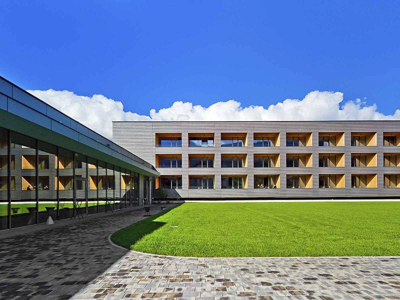 Hotelerweiterung Reschenhof