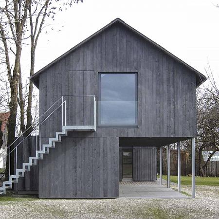 2. Preis – Wohnungsbau: Weitergebaut – Atelierhaus Hofberg