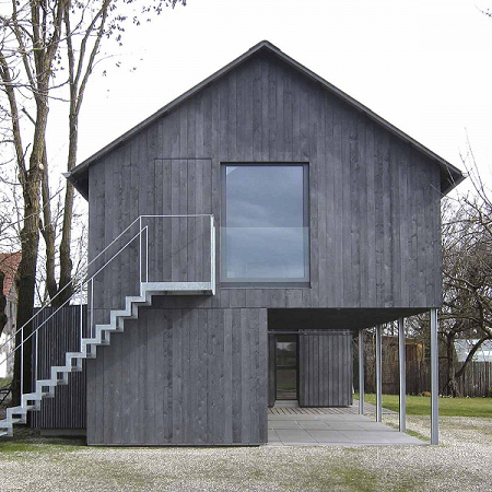 Weitergebaut – Atelierhaus Hofberg