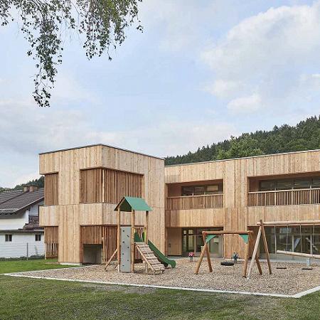 Neubau einer Kindertagesstätte in Bad Reichenhall