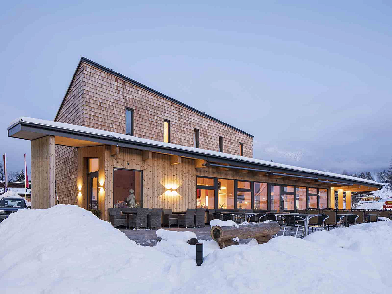 Eco Pavillon/Tennisstüberl Seefeld