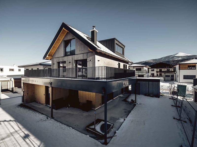 Holzhaus für Generationen