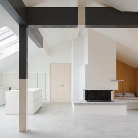 Umbau eines Mehrfamilienhauses am Schliersee