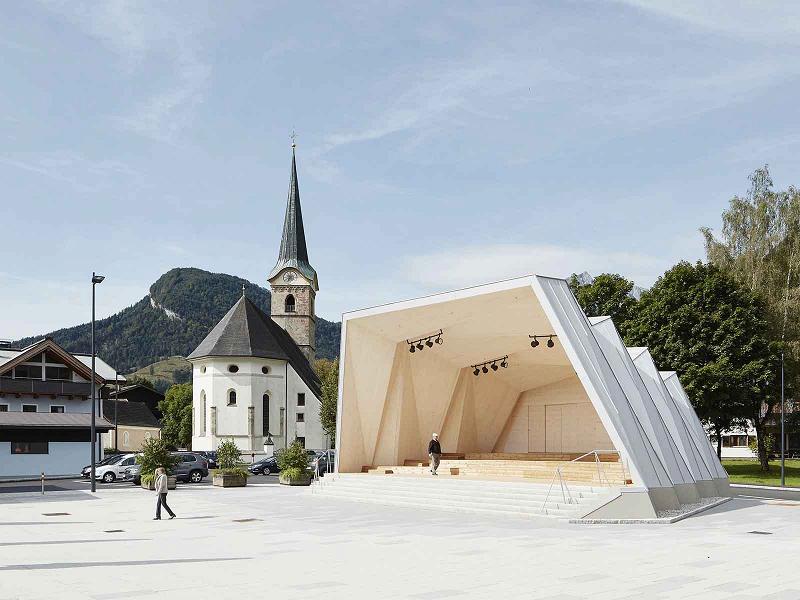 Musikpavillon Kirchdorf/Tirol