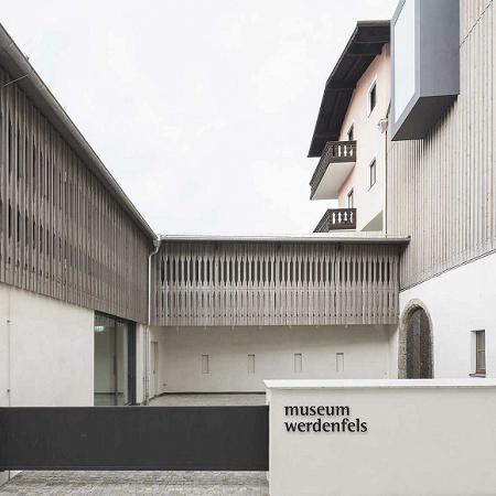 1. Preis: – Öffentlicher Bau/Gewerbe: Museum Werdenfels