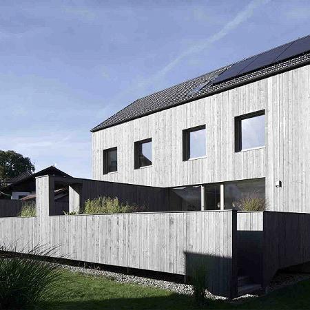 Doppelhaus in Glonn