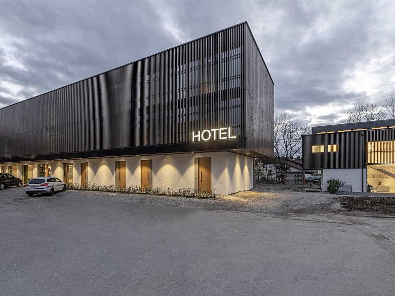 Tradition 5.0 – Neubau und Erweiterung eines Hotelgebäudes